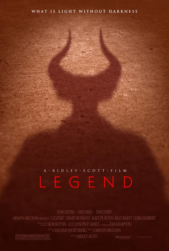 Resultado de imagem para legend 1985