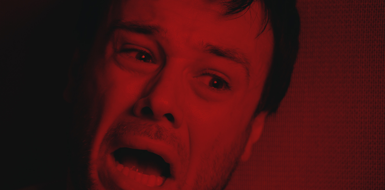 Rupert Evans in The Canal