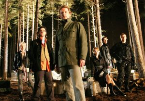 The Cast of Primeval
