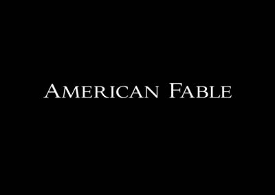American Fable 2017 Opening Titles