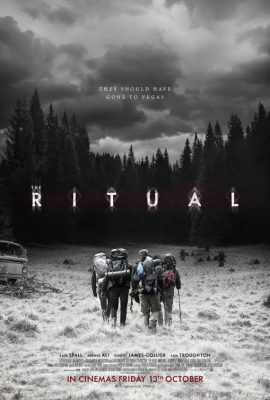 The Ritual 2017 Poster