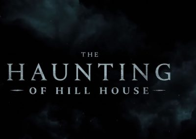 The Haunting of Hill House 2018 Title