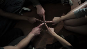 The Haunting of Whaley House Finger Séance
