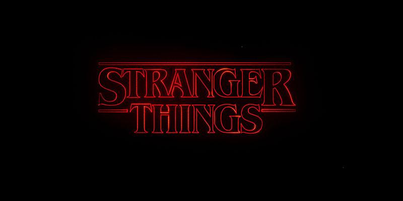 Stranger Things Season 1 Titles