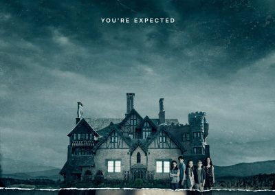 The Haunting of Hill House 2018 Poster